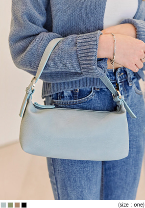 [BAG] BERR SQUARE MINI TOTE BAG