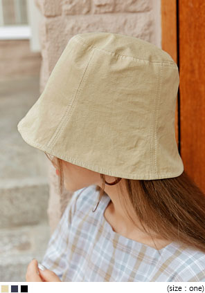 [ACC] DICE BASIC BUCKET HAT